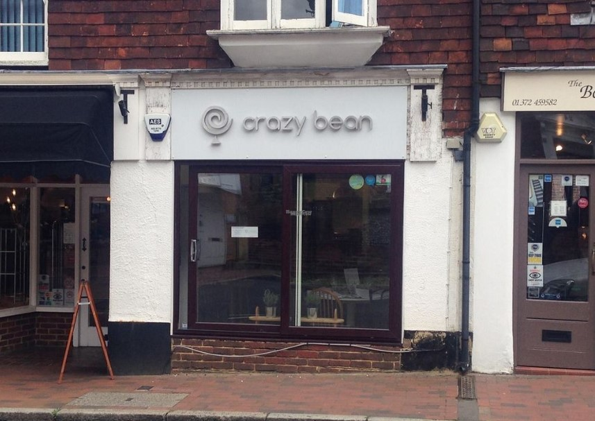 Crazy Bean, Great Bookham