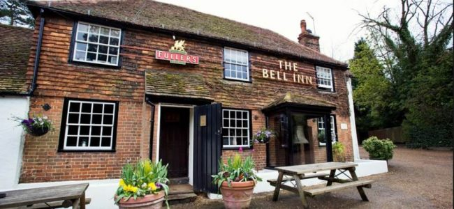 The Bell, Outwood