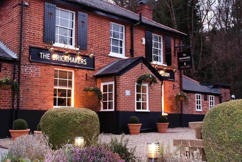 The Brickmakers, Windlesham