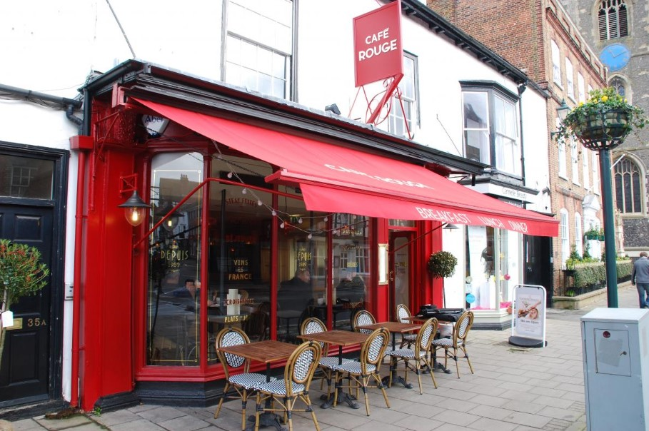 Café Rouge, a Family-friendly Restaurant in Surrey that You Shouldn't Miss