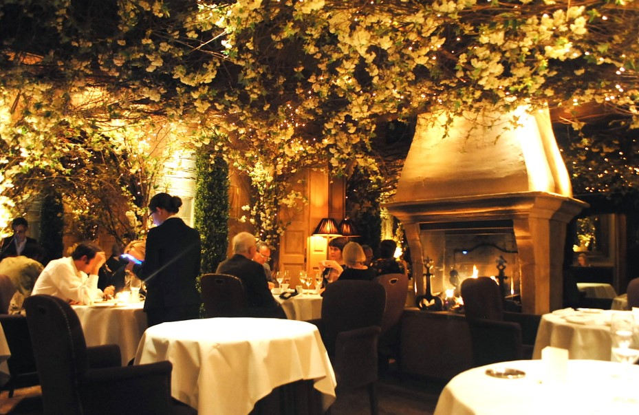A Small List of Beautiful Restaurant in England London